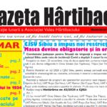 Gazeta Hârtibaciului – Numărul 172, Octombrie 2020